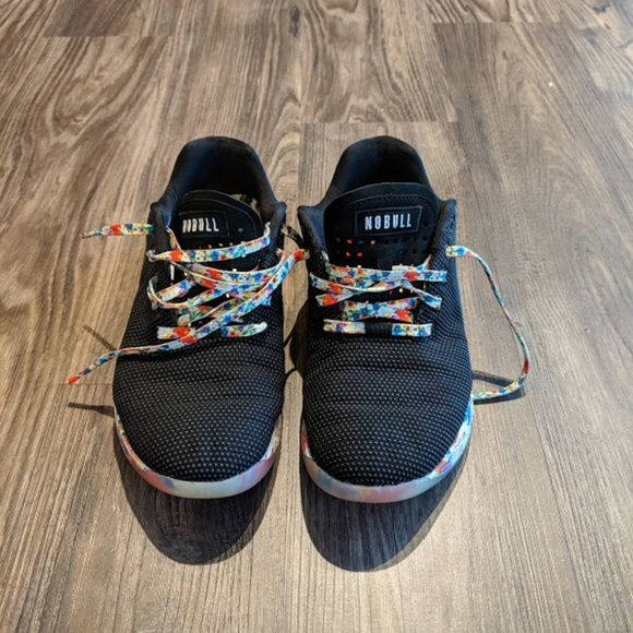 Black Daisy Trainer Nobull Shoes